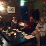 Marit, Tullemor, Lise og Inger Berit