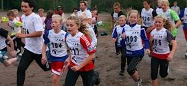 Fra Siljanløpet 2010