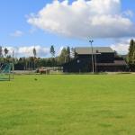 Gressbanen, Siljan Idrettspark