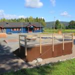 Skateparken, Siljan Idrettspark