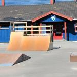 Skatepark, Siljan Idrettspark
