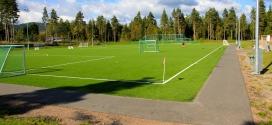 Kunstgressbanen, Siljan Idrettspark