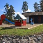 Lekeplassen, Siljan Idrettspark