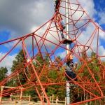 Klatrejungelen, Siljan Idrettspark