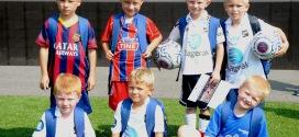 siljan-spillere på odds fotballskole