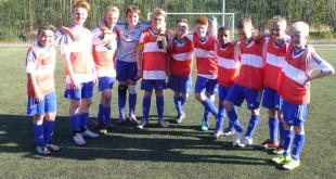 Laget klar for bortekamp mot Rjukan-  som endte med seier 25-1